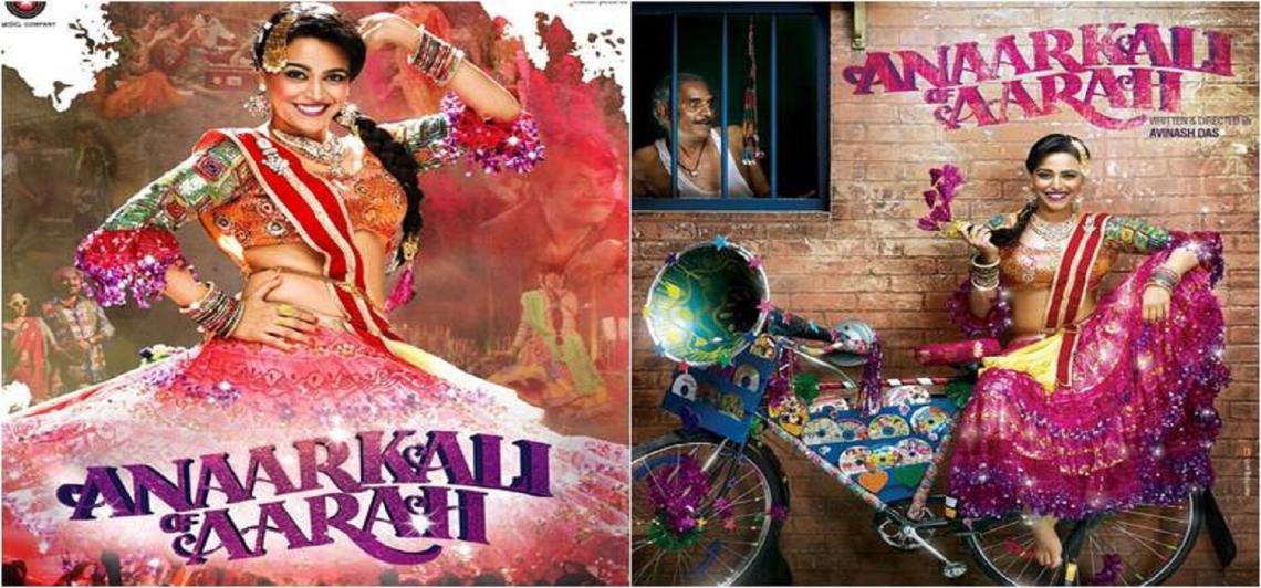 swara-bhaskar-anaarkali-of-aaraah bollywood Aajkal
